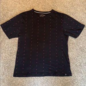 Denim & Flower T-Shirt